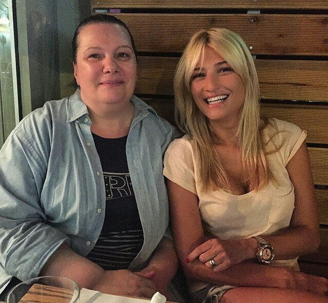 Η φωτογραφία της Φαίης Σκορδά με την μητέρα του νέου της συντρόφου! (εικόνα)