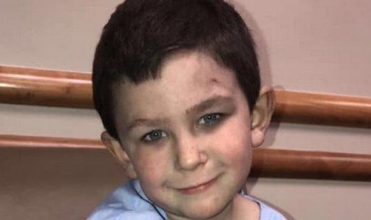 5χρόνος ήρωας: Έσωσε την αδερφή του από σπίτι που καιγόταν και επέστρεψε για το σκυλί