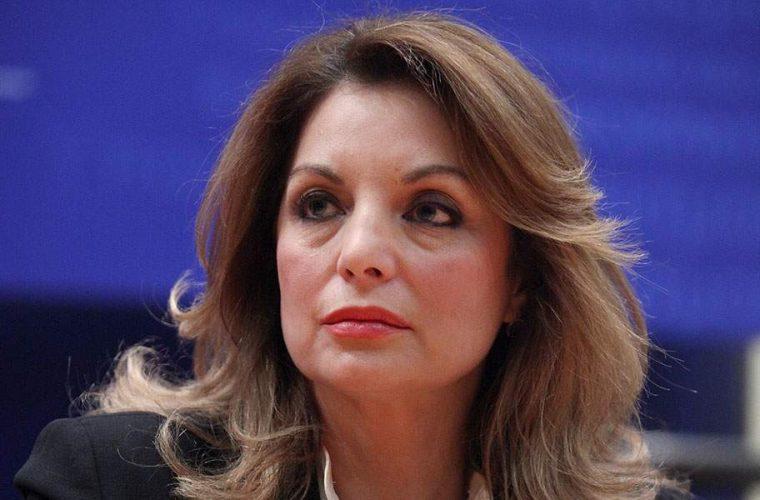Αντζελα Γκερέκου: Έχει γενέθλια και ο Τόλης Βοσκόπουλος της εύχεται με ένα τρυφερό φιλί!