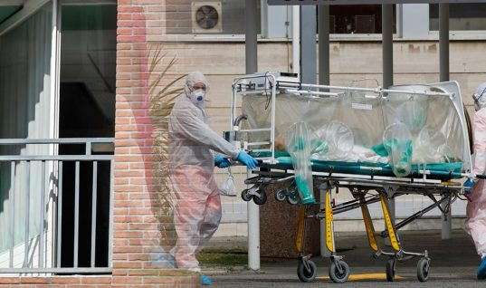 Κορωνοϊός: 3 νεκροί σήμερα στην Ελλάδα- 13 συνολικά οι θάνατοι στην χώρα