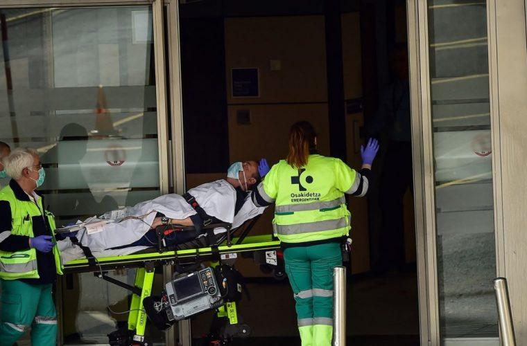 Σοκ στην Ισπανία: Εξελίσσεται σε νέα Ιταλία- 738 νεκροί σε μία ημέρα