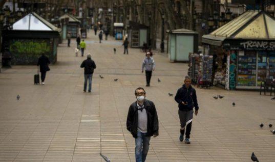 Θρασύτατοι: Επέστρεψαν από το εξωτερικό και έκαναν βόλτες αγνοώντας την καραντίνα – Πρόστιμο 5.000 ευρώ στον καθένα