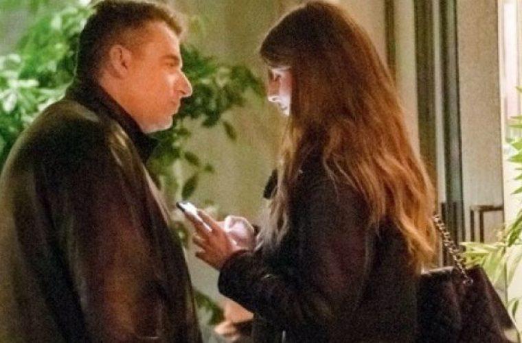Ερωτευμένος και ο Γιώργος Λιάγκας; «Συνελήφθη» σε βραδινή έξοδο με γνωστή παρουσιάστρια