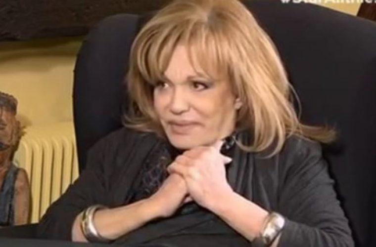 Δύσκολες ώρες για τη Μαίρη Χρονοπούλου
