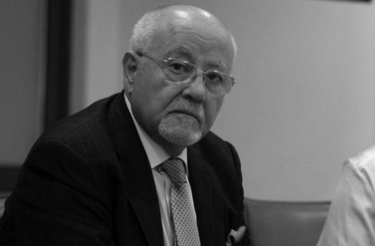 Πέθανε από κορωνοϊό ο πρόεδρος της Βιοϊατρικής, Ευάγγελος Σπανός- Στους 109 πλέον οι νεκροί