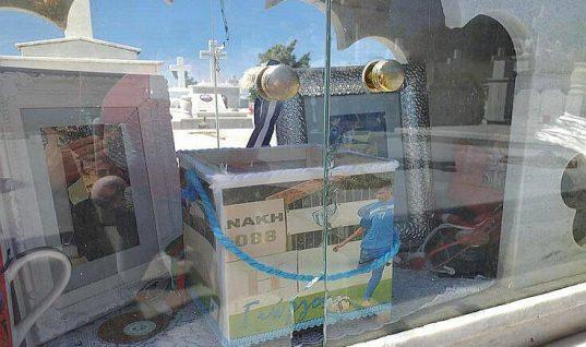 Μάνα πήδηξε τα κάγκελα νεκροταφείου στην Πάτρα για να ανάψει το καντήλι του γιου της: «Δικάστε με»