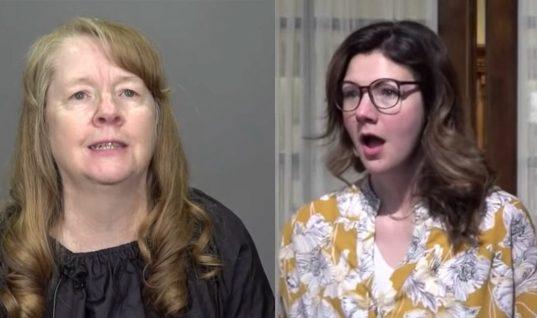 Μεταμόρφωση: Αυτή η γυναίκα πήγε σε κομμωτή και μακιγιέρ, της άλλαξε τα μαλλιά και το μακιγιάζ και δείχνει 20 χρόνια νεότερη!