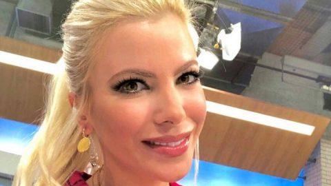 Αντελίνα Βαρθακούρη: Η αφοπλιστική απάντηση σε όσους μιλούν για τα κιλά της