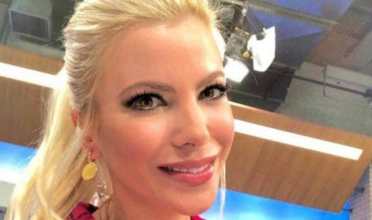 Τηλεοπτική «Βόμβα» στον Alpha : Τέλος η Αντελίνα Βαρθακούρη