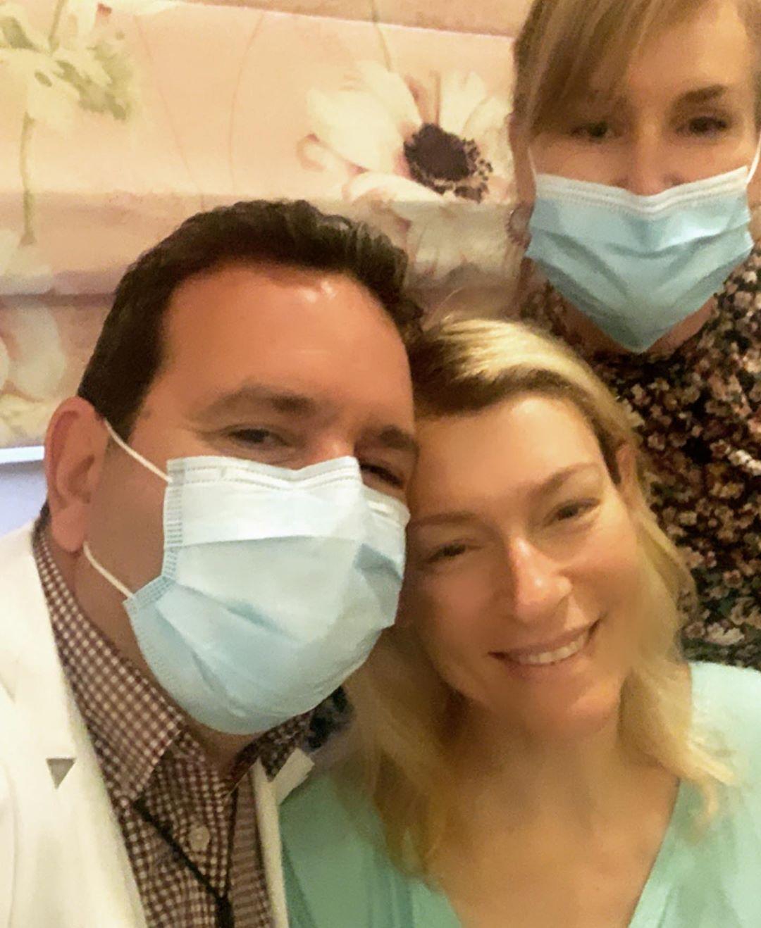 Στο χειρουργείο η Ζέτα Δούκα - «Η πρόληψη σώζει ζωές - Έπρεπε να αφαιρέσω κάτι…»
