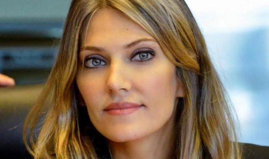 Εύα Καϊλή: H πρώτη εμφάνιση με τον Ιταλό σύντροφό της (εικόνες)