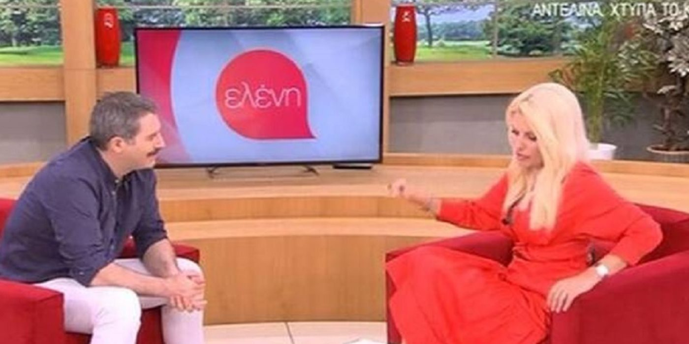 Αλέξανδος Μπουρδούμης: Δάκρυσε στη συνέντευξή του με την Μενεγάκη – Πήγε σε διαφημίσεις η παρουσιάστρια