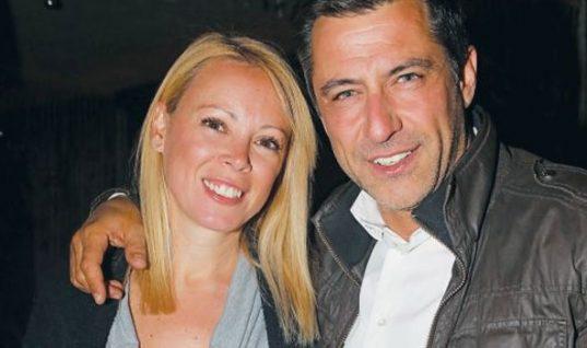 Κωνσταντίνος Αγγελίδης- Εβελίνα Βαρσάμη: Το μήνυμα για το Πάσχα ένα μήνα μετά το χειρουργείο (εικόνα)