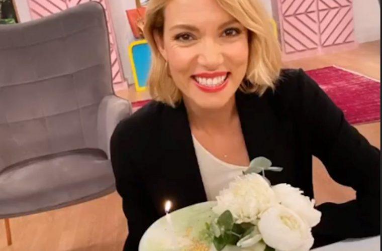 Βίκυ Καγιά: Το απίθανο βίντεο που ανέβασε για τα γενέθλιά της!