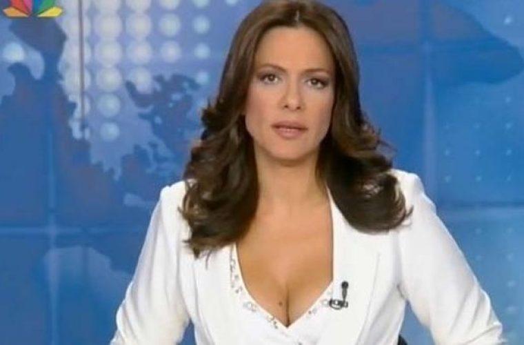 Τηλεοπτική έκπληξη: Τέλος από την παρουσίαση του δελτίου ειδήσεων του Star η Ελένη Τσαγκά
