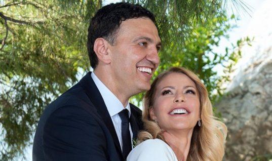 Ο Βασίλης Κικίλιας αποκάλυψε το φύλο του μωρού που περιμένουν με την Τζένη Μπαλατσινού!
