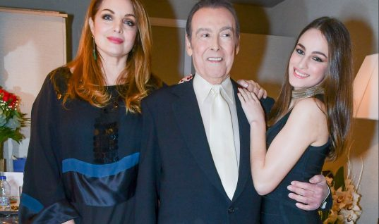 Γκερέκου – Βοσκόπουλος: Ηκόρη τους έγινε ηθοποιός – Κάνει ντεμπούτο σε σειρά της ΕΡΤ