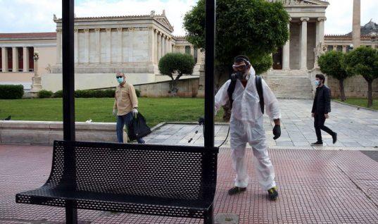 Κορωνοϊός:Αυτές είναι οι 4 περιοχές της Αθήνας με αλματώδη αύξηση κρουσμάτων