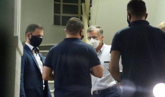 Ανησυχία Τσιόδρα: «Η Αθήνα δεν πάει καλά- Στη Θεσσαλονίκη το πήραν το μάθημα»