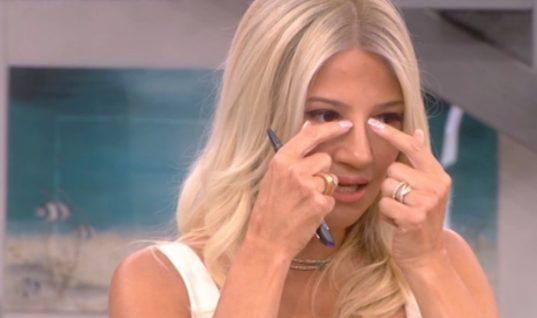 Η Φαίη Σκορδά αποκάλυψε ότι έχει κάνει αισθητική παρέμβαση στη μύτη της! (vid)