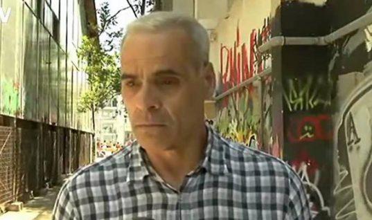Θλίψη: Πέθανε ο Κώστας Μπατής