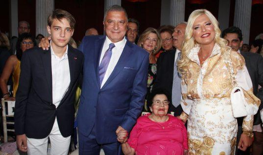 Μαρίνα Πατούλη: Αποχαιρετά την πεθερά της που έφυγε από τη ζωή με ένα υπέροχο μήνυμα