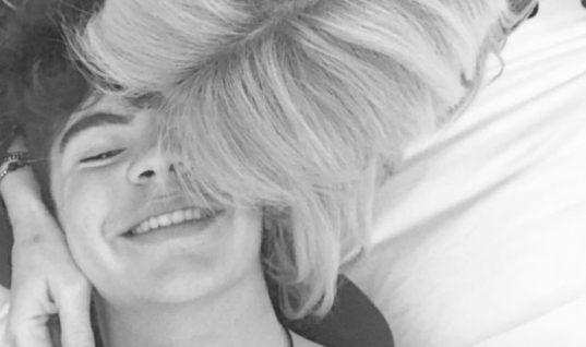 Λάουρα Λάτσιου: Η κονή φωτογραφία και οι τρυφερές ευχές στον αδερφό της για τα γενέθλιά του! (εικόνα)