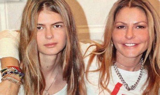 Η Αμαλία Κωστοπούλου έκοψε τα μαλλιά της μόνη της! (εικόνα)