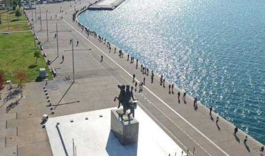 Είναι επίσημο: Καθολικό το lockdown σε Θεσσαλονίκη και Σέρρες- Μόνο με sms οι μετακινήσεις