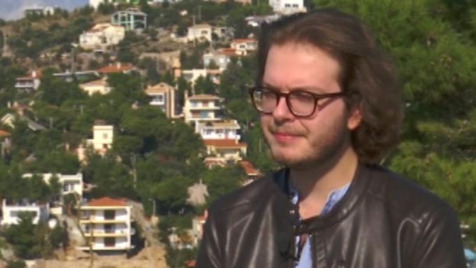 Γιώργος Παπαδάκης: Ο 23χρονος γιος του είναι μουσικός και μας συστήνεται!