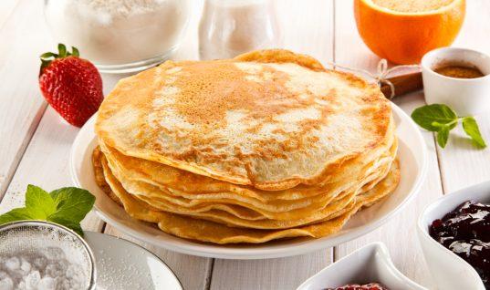 Φτιάξε τα πιο εύκολα pancakes μέσα σε 10 λεπτά!