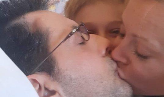 Κωνσταντίνος Αγγελίδης: Το μήνυμα- «γριοθιά» της Εβελίνας Βαρσάμη 3 χρόνια μετά το ατύχημα