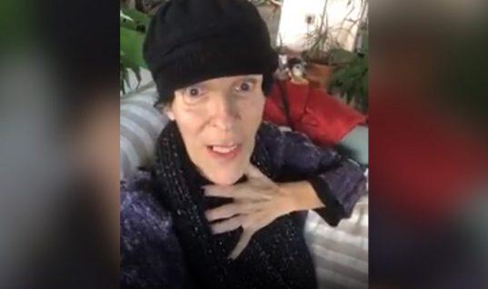 Σοφία Βόσσου: Το δημόσιο ευχαριστώ μετά την περιπέτεια υγείας της