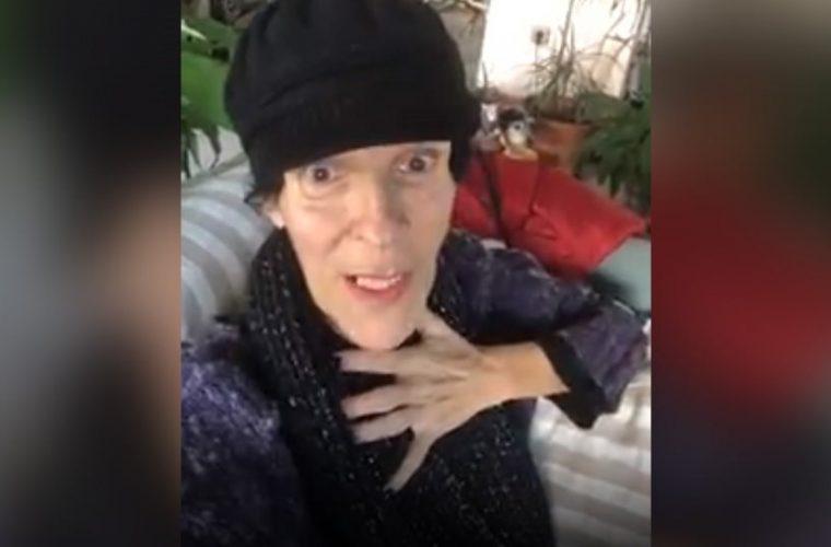 Σοφία Βόσσου: Ξανά στο νοσοκομείο λίγες μέρες μετά το εξιτήριο- Η νέα επιπλοκή