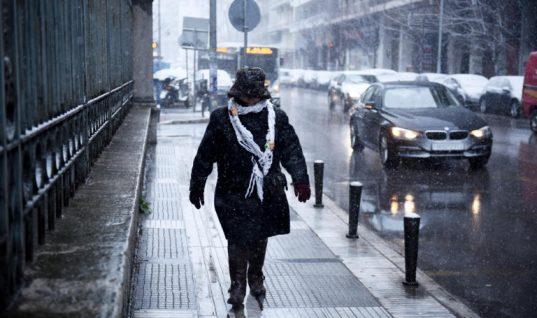 Τσουχτερό κρύο και διαδοχικές κακοκαιρίες μέχρι τις αρχές Φεβρουαρίου προβλέπει ο Μαρουσάκης