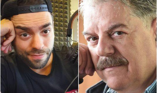Ο γιος του Χάρη Σώζου μιλάει για την κατάσταση της υγείας του πατέρα του μετά το τροχαίο