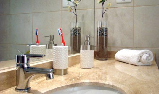 Ανανέωσε εύκολα και οικονομικά το μπάνιο σου- Η απόλυτη τάση στη διακόσμηση! (εικόνες)