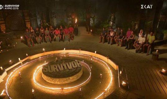 «Survivor» spoiler: Η μεγάλη έκπληξη στην αποχώρηση και η ρήξη ανάμεσα σε δύο φίλους!
