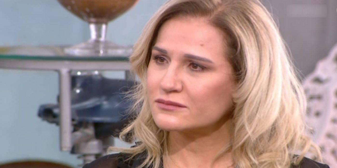 Συγκλονιστική στιγμή στον αέρα με την Μπέσυ Μάλφα: «Δεν μπορώ να αναπνεύσω»