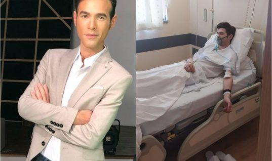 Στο νοσοκομείο με καρδιακό επεισόδιο ο Μένιος Φουρθιώτης