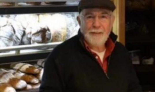 Πέθανε ο θρυλικός φούρναρης, Τάκης Παπαδόπουλος, ιδρυτής του ιστορικού φούρνου
