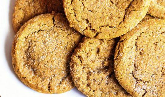 Εύκολα και γρήγορα μπισκότα με μπανάνα χωρίς ζάχαρη!