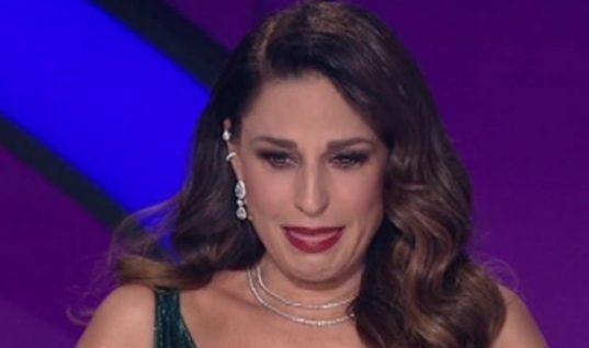«YFSF»: Έκλαιγε με λυγμούς η Κατερίνα Παπουτσάκη όταν αναφέρθηκε στον Γιώργο Μαρίνο