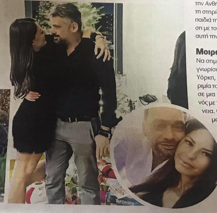 Ανθή Ανδροτσάκη: Ερωτευμένη ξανά η πρώην σύζυγος του Γιώργου Λιανού! (εικόνα)