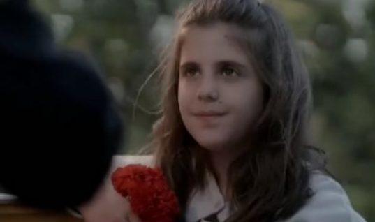 «Άγριες Μέλισσες»: Το κοριτσάκι που έπαιξε στη σκηνή με τον Γραμματικό είναι κόρη βασικού πρωταγωνιστή της σειράς!
