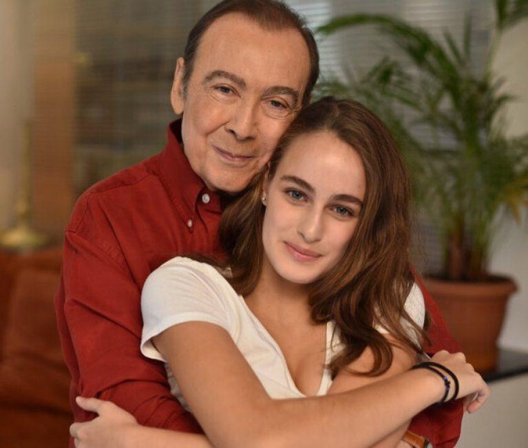Βοσκόπουλος: Το μήνυμα της κόρης του 3 μήνες από τον θάνατό του (εικόνα)