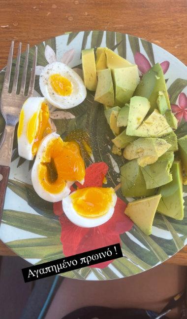 Απλό, εύκολο και γρήγορο: H Σταματίνα Τσιμτσιλή μας δείχνει πιο είναι το πρωινό της με το οποίο διατηρεί τη φόρμα της!