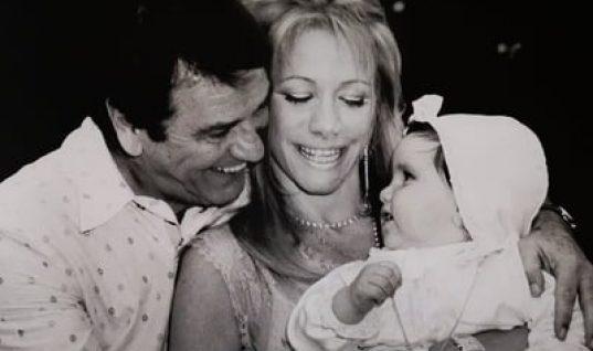 Το ιδιαίτερο βίντεο με τον Νίκο Κούρκουλο που ανέβασε η κόρη του Ερριέτα: «Αγαπώ τον πατέρα μου»
