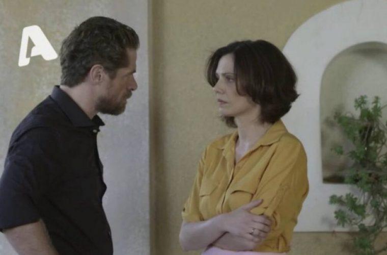 «Σασμός»: Μαθιός και Βασιλική έρχονται πολύ κοντά και η Καλλιόπη θα φθάσει στα άκρα για να τους χωρίσει…