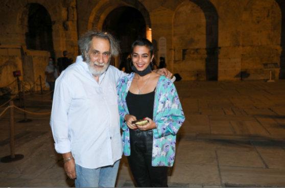 Κώστας Αρζόγλου: Η εκπληκτική ομοιότητα με την μικρότερη κόρη του! (εικόνες)